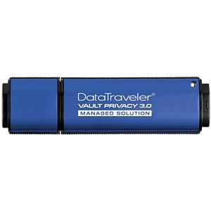 USB 3.0-Stick 16GB DataTraveller Vault Privacy 3.0 KINGSTON DTVP30DM/16GB