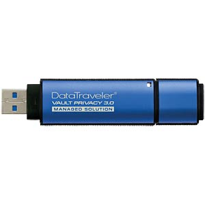 USB-Stick, USB 3.0, 16 GB, DataTraveller Vault Privacy 3.0 KINGSTON DTVP30DM/16GB