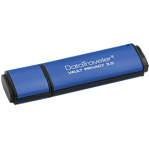 USB3.0-Stick 8GB DataTraveler Vault PE KINGSTON DTVP30/8GB