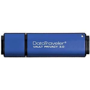 USB-Stick, USB 3.0, 4 GB, DataTraveler Vault PE KINGSTON DTVP30/4GB