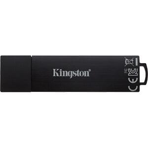 USB-Stick, USB 3.0, 128 GB, IronKey D300 KINGSTON IKD300/128GB
