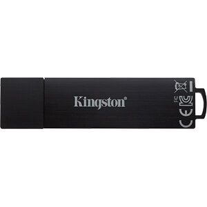 USB-Stick, USB 3.0, 4 GB, IronKey D300 KINGSTON IKD300/4GB
