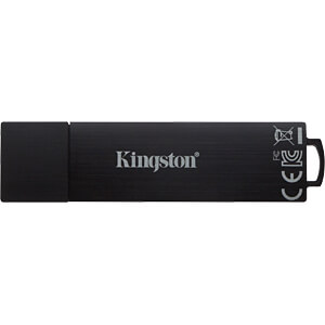 USB-Stick, USB 3.0, 64 GB, IronKey D300 KINGSTON IKD300/64GB