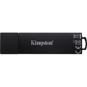 USB Stick, USB 3.0, 8 GB, IronKey D300 Managed KINGSTON IKD300M/8GB