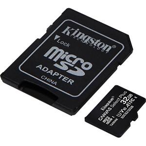 SDCS2/32GB - MicroSDHC-Speicherkarte 32GB
