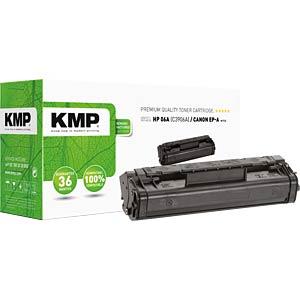 KMP 0867,0000 - Toner - HP - schwarz - 06A - rebuilt