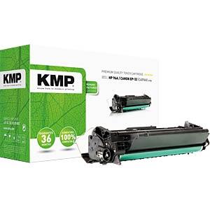 KMP 0874,0000 - Toner - HP - schwarz - 96A - rebuilt