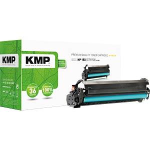 KMP 1105,HY00 - Toner - HP - schwarz - 15X- rebuilt