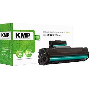 KMP 1114,0000 - Toner - HP - schwarz - 12A - rebuilt