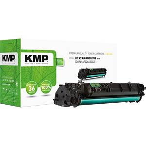 KMP 1128,0000 - Toner - HP - schwarz - 49A - rebuilt