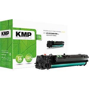 KMP 1128,HC00 - Toner - HP - schwarz - 49X - rebuilt