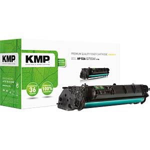 KMP 1207,0000 - Toner - HP - schwarz - 53A - rebuilt