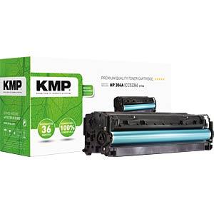KMP 1218,0006 - Toner - HP - magenta - 304A - rebuilt