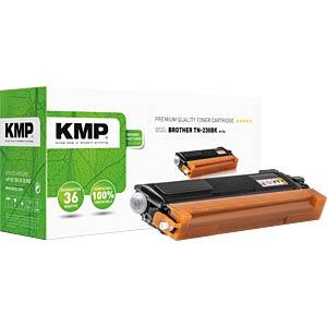KMP 1242,0000 - Toner - Brother - schwarz - TN-230BK - rebuilt