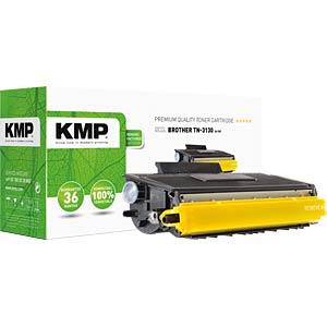 KMP 1251,0000 - Toner - Brother -schwarz - TN3170 - komp.