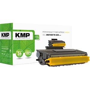 KMP 1255,0000 - Toner - Brother -schwarz - TN-3230 - komp.
