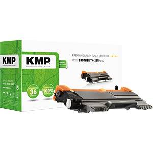 KMP 1256,0000 - Toner - Brother -schwarz - TN-2210 - komp.