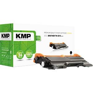 KMP 1257,0000 - Toner - Brother - schwarz - TN-2010 - rebuilt