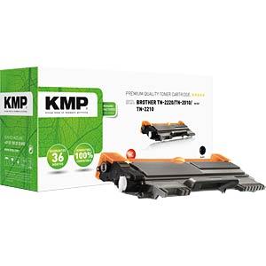 KMP 1257,3000 - Toner - Brother - TN2220/2010 - rebuilt