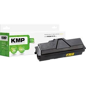 KMP 1308,0000 - Toner - Kyocera - schwarz - TK-130 - rebuilt