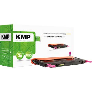 KMP 1363,0006 - Toner - Samsung - magente - M4092S - rebuilt