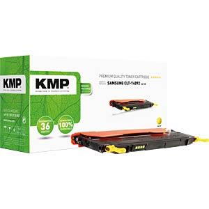 KMP 1363,0009 - Toner - Samsung - gelb - Y4092S - rebuilt