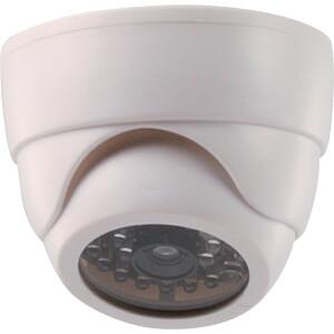 Dummy-Überwachungskamera, weiß KÖNIG SAS-DUMMYCAM60