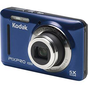 KODAK FZ53 BL - Digitalkamera