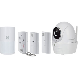 Alarmanlage IP101WG Premium Set, Funk 868 MHz KODAK IP101WG Premium