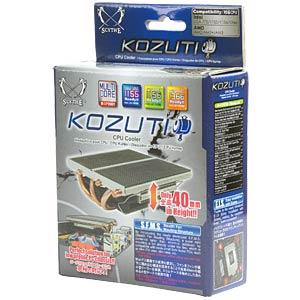 Scythe Kozuti CPU Kühler SCYTHE SCKZT-1000