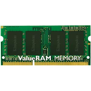 4 GB SO DDR3 1333 CL9 Kingston KINGSTON KVR13S9S8/4