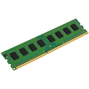 2 GB DDR3 1333 CL9 Kingston KINGSTON KVR13N9S6/2