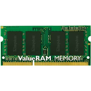 2 GB SO DDR3 1333 CL9 Kingston KINGSTON KVR13S9S6/2