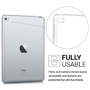 Schutzhülle, iPad Mini 4, Silikon Case KWMOBILE 40256.03