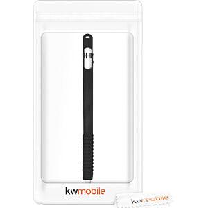 Tablet-Zubehör, Silikon Hülle, Apple Pencil KWMOBILE 42271.01