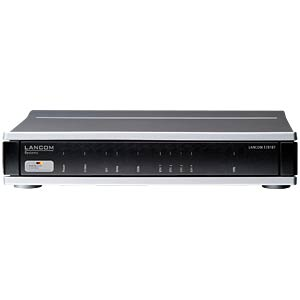 Router, ISDN, 4P switch, Gigabit LAN, HDLC, PPP LANCOM 1781EF+