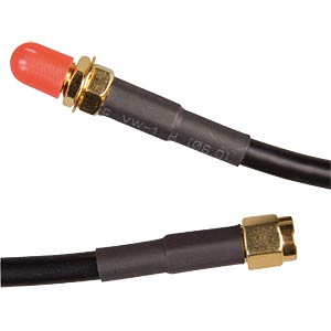 WIFI adapter cable SMA plug - SMA reverse FREI