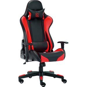 LC-GC-600BR - LC-Power Gaming Stuhl GC-600BR schwarz/rot