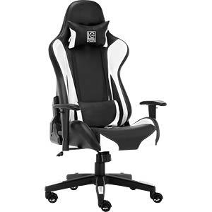 LC-GC-600BW - LC-Power Gaming Stuhl GC-600BW schwarz/weiß