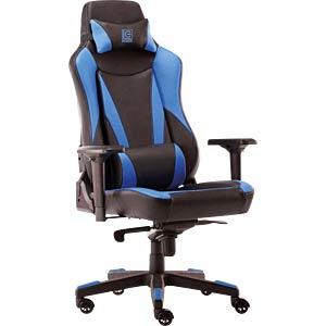 LC-GC-701BBL - LC-Power Gaming Stuhl GC-701BBL schwarz/blau