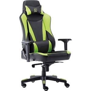 LC-GC-701BG - LC-Power Gaming Stuhl GC-701BG schwarz/grün