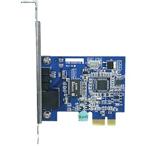 Longshine PCI Express  Adapter 10/100/1000 LONGSHINE 8337TXR-1