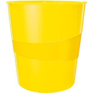 LEITZ 52781016 - Papierkorb WOW 15l gelb
