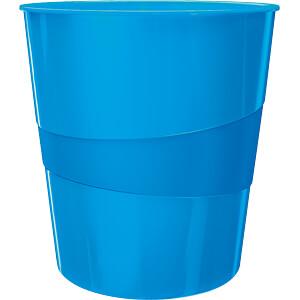 LEITZ 52781036 - Papierkorb WOW 15l blau
