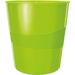 LEITZ 52781054 - Papierkorb WOW 15l grün