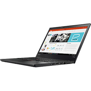 Laptop, ThinkPad T470p, SSD, Windows 10 Pro LENOVO 20J6001AGE
