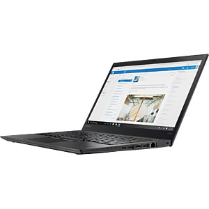 Laptop, ThinkPad T470s, SSD, Windows 10 Pro LENOVO 20HF004UGE