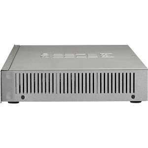 Switch, 16-Port, Fast Ethernet, PoE LEVELONE FEP-1612W120