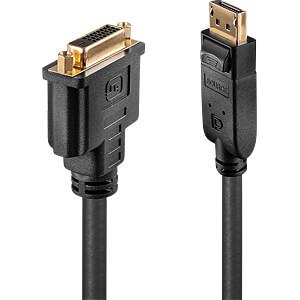 DisplayPort to DVI Converter LINDY 41004