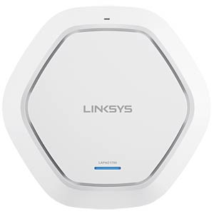 WLAN Access Point 2.4/5 GHz 1750 MBit/s LINKSYS LAPAC1750-EU